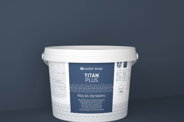 TITAN PLUS 1 Kg/1,5 Kg/ 4 Kg